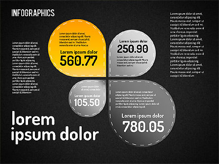 Social Infographics Toolbox, Slide 16, 01509, Business Models — PoweredTemplate.com