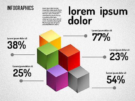 Social Infographics Toolbox, Slide 6, 01509, Business Models — PoweredTemplate.com
