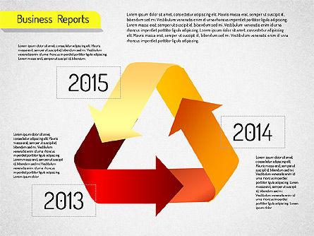 Business Reports, Slide 2, 01515, Business Models — PoweredTemplate.com