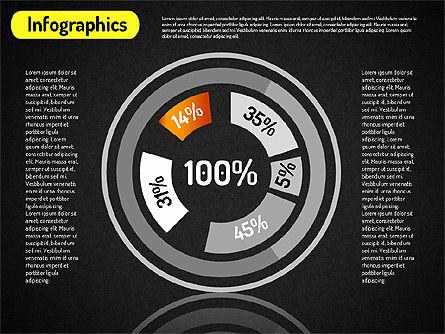 Infographics Report, Slide 10, 01519, Business Models — PoweredTemplate.com