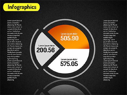 Infographics Report, Slide 12, 01519, Business Models — PoweredTemplate.com