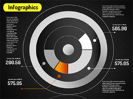 Infographics Report, Slide 14, 01519, Business Models — PoweredTemplate.com