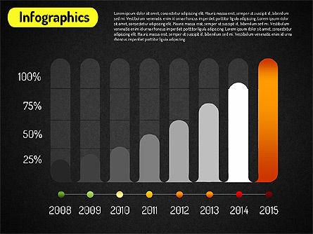 Infographics Report, Slide 9, 01519, Business Models — PoweredTemplate.com