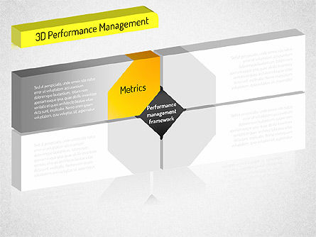 3D Performance Management, 01522, Business Models — PoweredTemplate.com