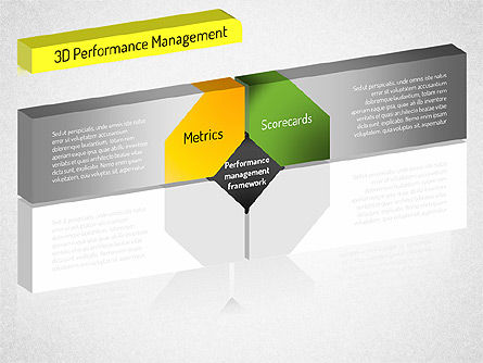 3D Performance Management, Slide 2, 01522, Business Models — PoweredTemplate.com