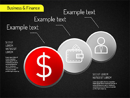 Business and Finance Processes, Slide 3, 01523, Business Models — PoweredTemplate.com