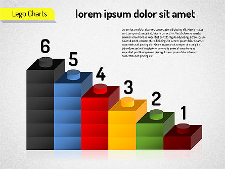 Business Models: Lego Charts #01532