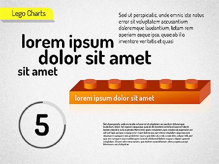 Lego Charts, Slide 10, 01532, Business Models — PoweredTemplate.com