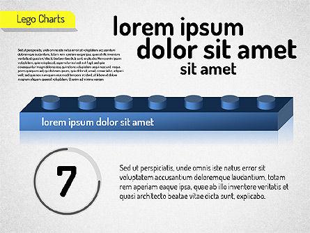 Lego Charts, Slide 15, 01532, Business Models — PoweredTemplate.com