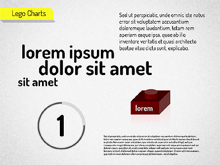 Lego Charts, Slide 2, 01532, Business Models — PoweredTemplate.com