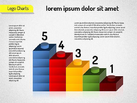 Lego Charts, Slide 7, 01532, Business Models — PoweredTemplate.com