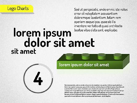 Lego Charts, Slide 8, 01532, Business Models — PoweredTemplate.com