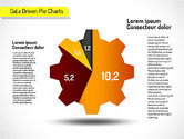 Creative Pie Charts (data driven)#1