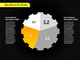 Creative Pie Charts (data driven)#14