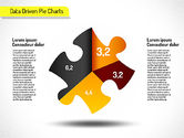 Creative Pie Charts (data driven)#2