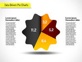 Creative Pie Charts (data driven)#3