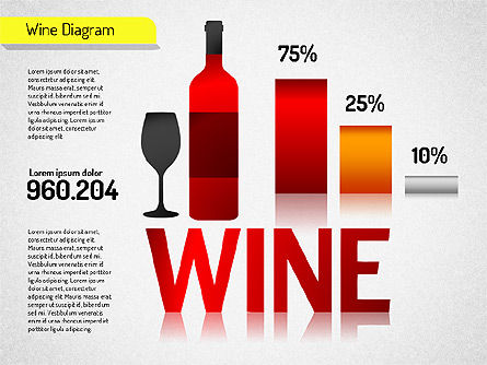 Shapes: Wine Diagram #01539