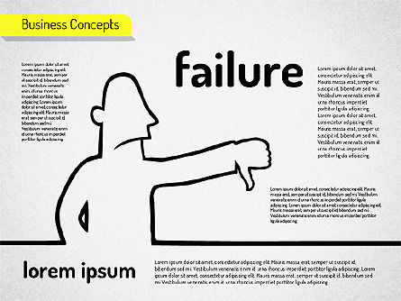 Business Characters, Slide 3, 01540, Business Models — PoweredTemplate.com