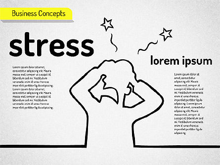 Business Characters, Slide 4, 01540, Business Models — PoweredTemplate.com
