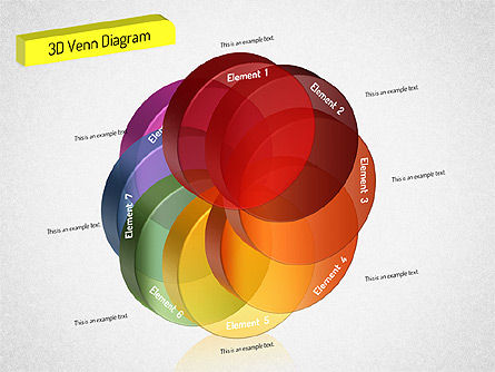 Business Models: 3d Mengatur Diagram #01541
