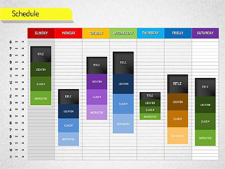 Schedule Slide 3