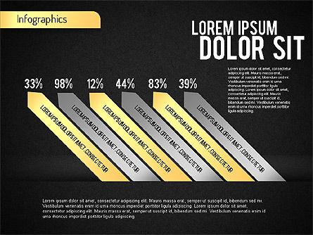 Gender Infographic, Slide 12, 01543, Business Models — PoweredTemplate.com