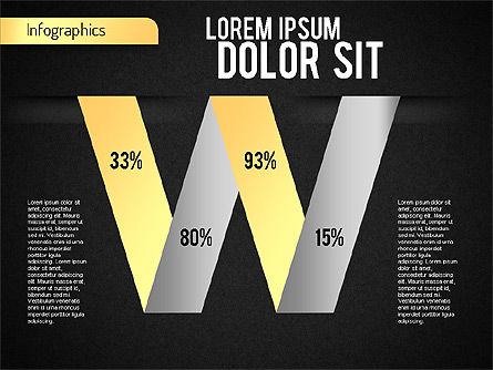 Gender Infographic, Slide 13, 01543, Business Models — PoweredTemplate.com