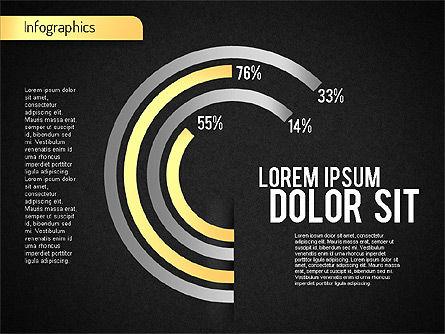 Gender Infographic, Slide 16, 01543, Business Models — PoweredTemplate.com