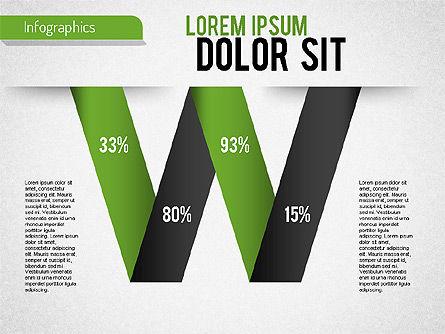 Gender Infographic, Slide 5, 01543, Business Models — PoweredTemplate.com
