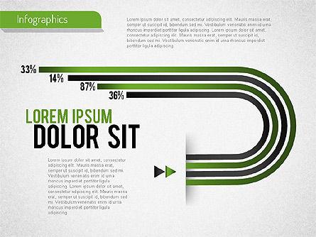 Gender Infographic, Slide 6, 01543, Business Models — PoweredTemplate.com