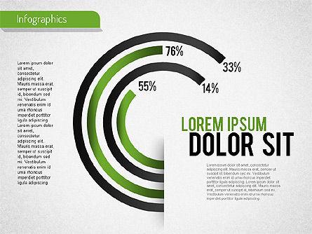 Gender Infographic, Slide 8, 01543, Business Models — PoweredTemplate.com