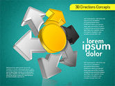 3D Directions Shapes#9