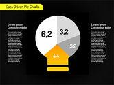 Creative Pie Diagrams (data driven)#10