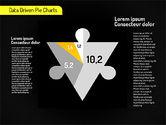 Creative Pie Diagrams (data driven)#11