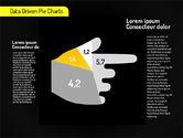 Creative Pie Diagrams (data driven)#14