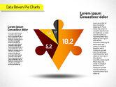 Creative Pie Diagrams (data driven)#3
