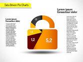 Creative Pie Diagrams (data driven)#5