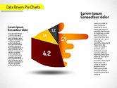 Creative Pie Diagrams (data driven)#6