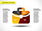 Creative Pie Diagrams (data driven)#7