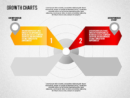 Grow Area Charts Concept, Slide 11, 01557, Business Models — PoweredTemplate.com