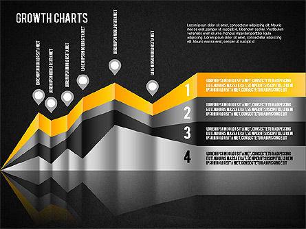 Grow Area Charts Concept, Slide 14, 01557, Business Models — PoweredTemplate.com