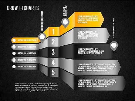 Grow Area Charts Concept, Slide 15, 01557, Business Models — PoweredTemplate.com