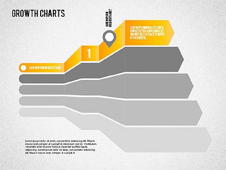 Grow Area Charts Concept, Slide 5, 01557, Business Models — PoweredTemplate.com
