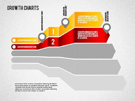 Grow Area Charts Concept, Slide 6, 01557, Business Models — PoweredTemplate.com