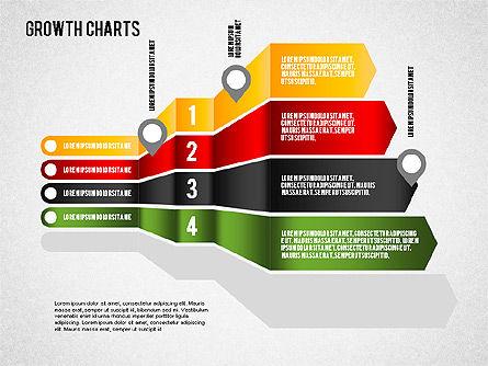 Grow Area Charts Concept, Slide 8, 01557, Business Models — PoweredTemplate.com