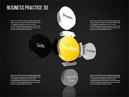 Free Business Practice, Slide 14, 01564, Business Models — PoweredTemplate.com