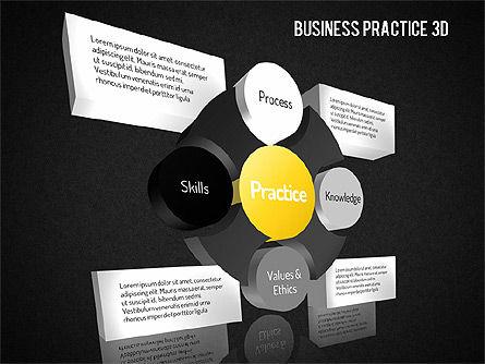 Free Business Practice, Slide 15, 01564, Business Models — PoweredTemplate.com