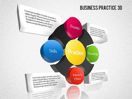 Free Business Practice, Slide 7, 01564, Business Models — PoweredTemplate.com