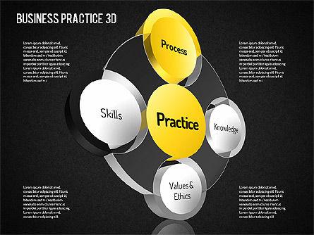 Free Business Practice, Slide 9, 01564, Business Models — PoweredTemplate.com