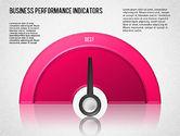 Business Performance Indicator Diagram#2